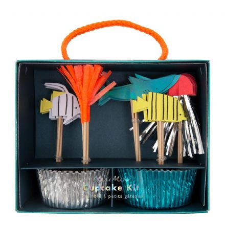 Under The Sea Party Cupcake Kit